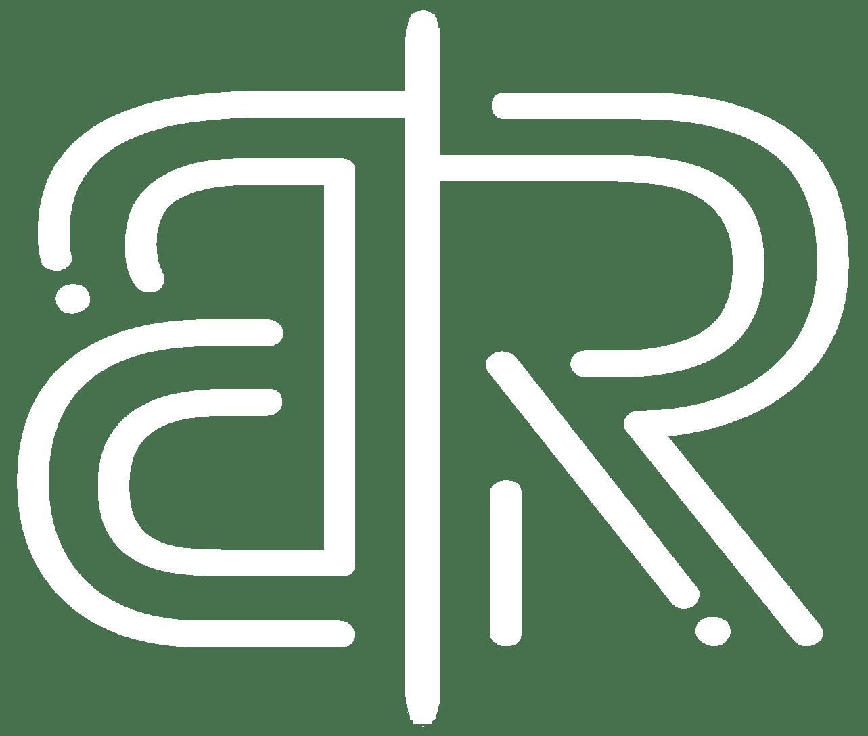 Das Logo von brandAktuell in Weiss.